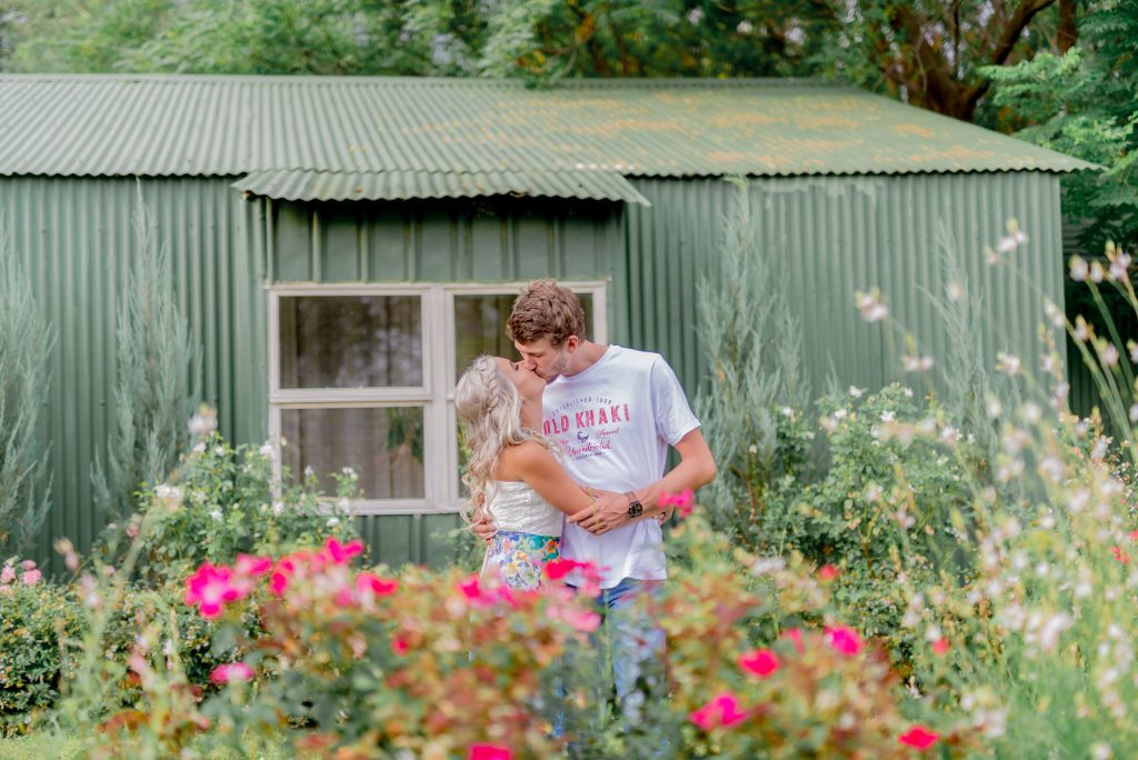 Engagement Photoshoot Rosella Farm Bloemfontein by MM Photography