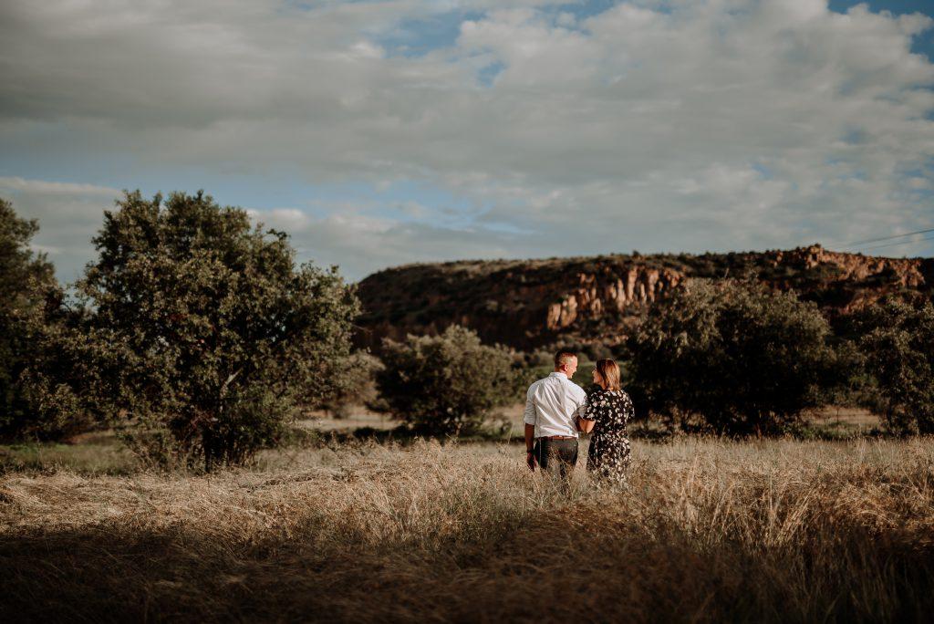 Engagement Photoshoot Bloemfontein